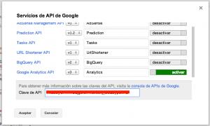Analytics google docs