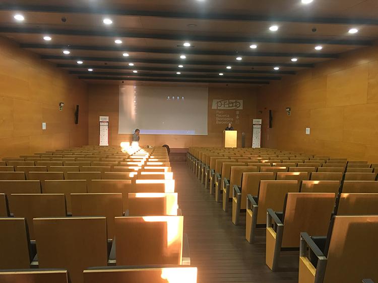 Auditorio Recerca Biomédica