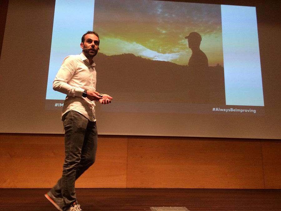 Inbound Marketing Day Jordi Esquerigüela