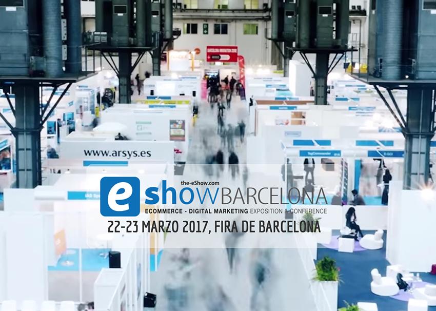 Estaremos en el eShow Barcelona 2017